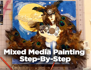 Mixed-Media-Painting-Step-By-Step-Jerrys-LIVE-90-thumb