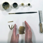Handmade Brushes Made Exclusively by Skilled Artisan Brush Makers