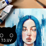 Artist Spotlight 0073.UV Review Turner Watercolors