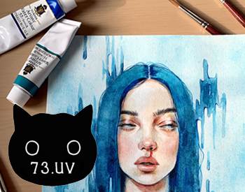 Artist 0073.UV Bio and Turner Watercolors Review