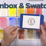 Unbox & Swatch - Daniel Smith Watercolors - Ultimate Mixing Set of 15