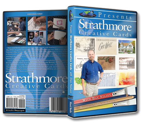 """Strathmore Creative Cards"" DVD with Dan Nelson"
