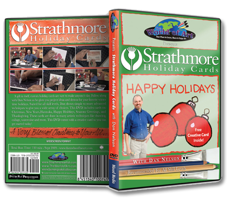 """Strathmore Holiday Cards"" DVD with Dan Nelson"