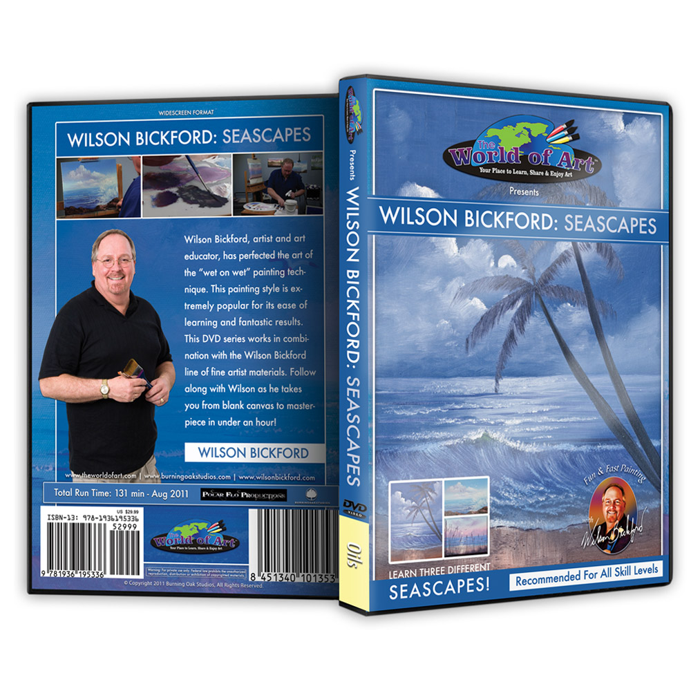 """Seascape"" DVD with Wilson Bickford"