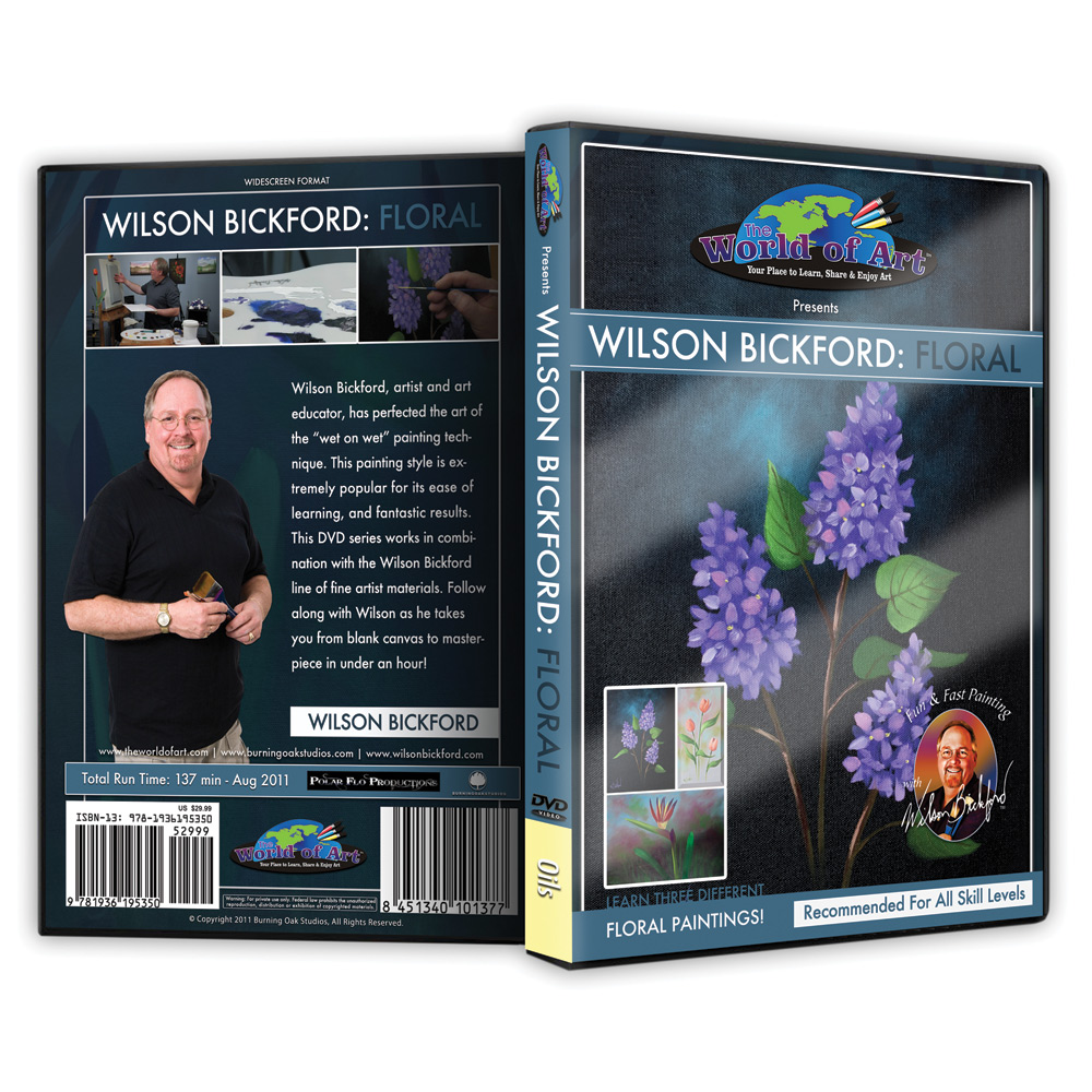 """Floral"" DVD with Wilson Bickford"