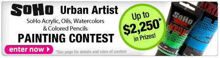 SoHo Urban Artist Contest