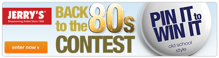 2014 Back to the 80s contest