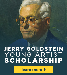 Jerry Goldstein young artist scholarship