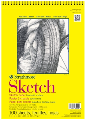 Strathmore 300 Sketch Pads
