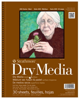 Strathmore 400 Series Dry Media Pads