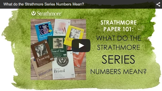 What do the Strathmore Series Numbers Mean?