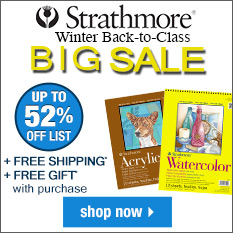 Strathmore Big Sale