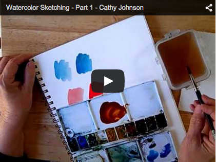 Watercolor Sketching