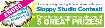 Sloppy Studio Contest!