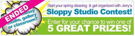 Sloppy Studio Contest!