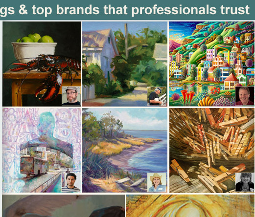 Create your art with great savings & top brands that professionals trust. Ends Wednesday.