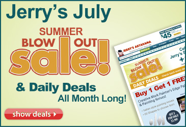 July Summer Blow Out Sale with a Daily Deal