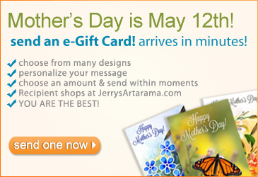 Send and eGift card to mom this mother's day!