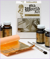 Gold Leafing Kit