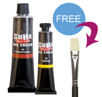 SoHo Oils and Free Offer