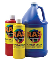 Tempera Paint for Kids