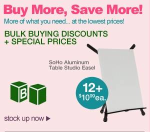 Buy More, Save More. Bulk Buying Discounts + Special Prices - Stock Up Now