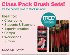 Creative Mark Class Pack Brush Sets
