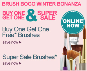 Creative Mark B.O.G.O. Brush Sale