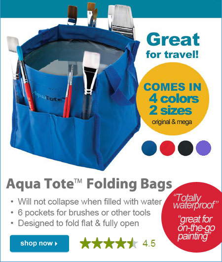 Aqua Tote Travel Water Bags | Shop Now