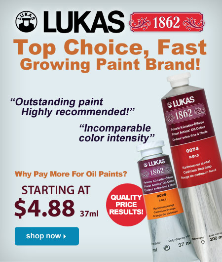 LUKAS 1862 - Americas Fastest Growing Paint Brand! - Shop Now