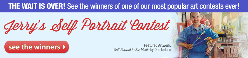 2013 Self Portrait Contest Gallery of Winners