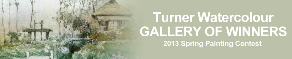 2013 Turner Spring Painting Contest Gallery of Winners