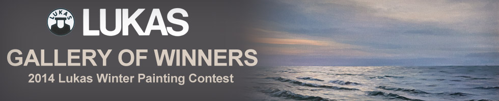 2014 LUKAS Winter Painting Contest See Winners