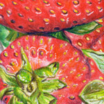 'Strawberries and Scream' by Mother Barbara