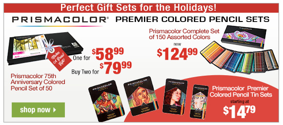 Prismacolor Premier Colored Pencil Sets | start shopping