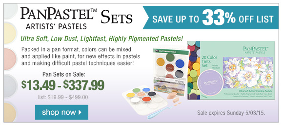 PanPastel Sets and Tools on Sale | Shop now
