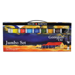 Daler-Rowney Georgian Oil Color Jumbo Set