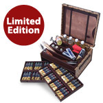 Maimeri Puro Oil Color Luxury Vintage Chest Set