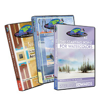 The World of Art DVD Collection - Art Lessons on Video