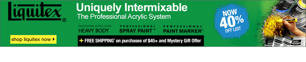Liquitex - The Professional Acrylic Systemt