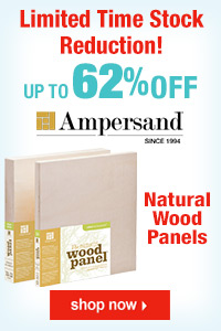 Ampersand Natural Wood Panels