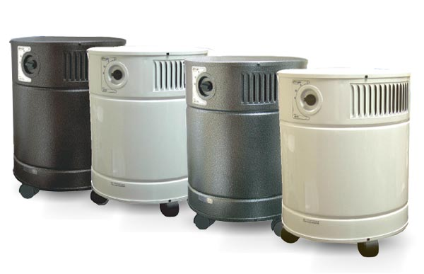 AllerAir 5000 Vocarb & 5000 Vocarb UV Series Purifiers
