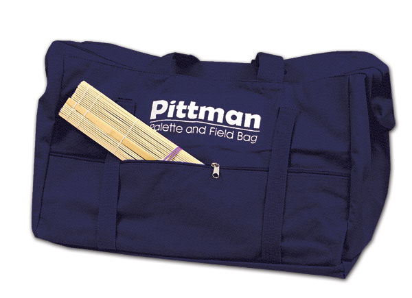 Pittman Palette and Field Bag