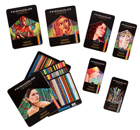Prismacolor Premier Colored Pencil SetsPrismacolor Premier Colored Pencil Sets
