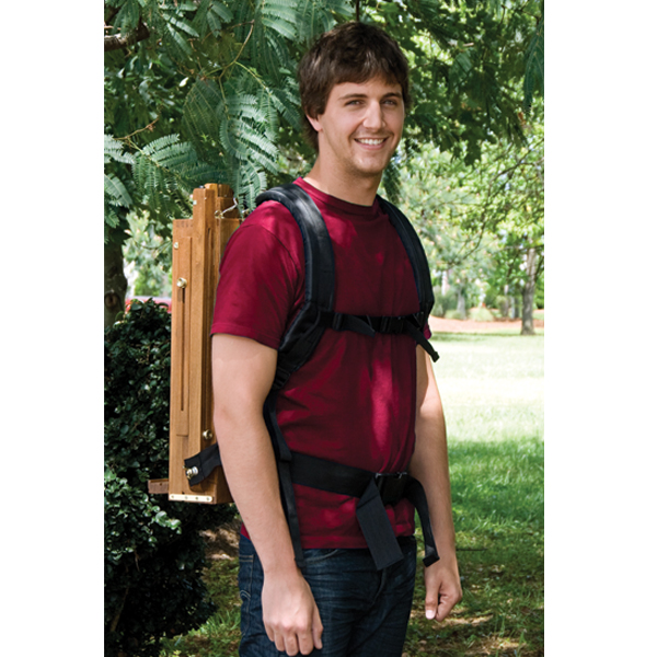 Alex Hardy French Easel Carrier Harness