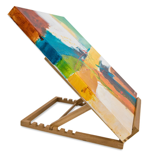 Symphony Painting and Book Stand