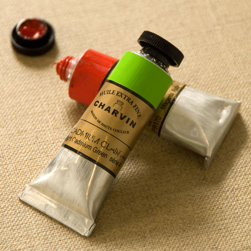 Jerry's Artarama strives to bring our customers not only the best national brands, but also top brands of art supplies from overseas, such as Charvin Extra-Fine Artists' Oil Colors from France.