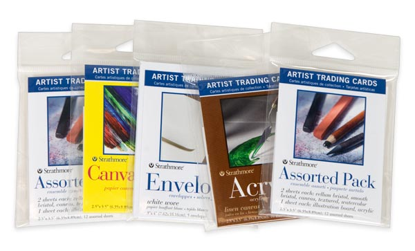 Strathmore Artist Trading Cards & Accessories