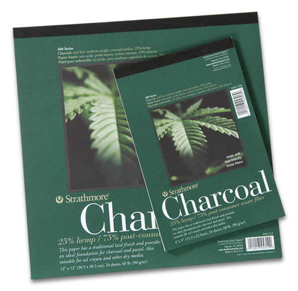 Strathmore Hemp Charcoal Paper Pads
