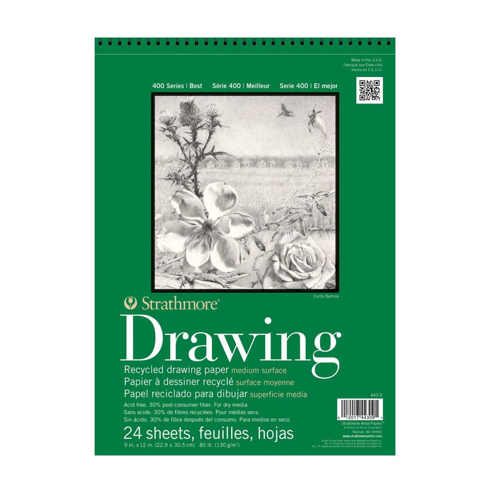 Strathmore 400 Drawing and Sketch Pads